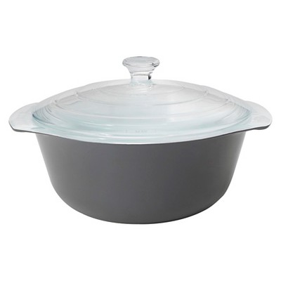 Creo Smartglass® 2.11 Quart Brooklyn Covered Casserole Dish