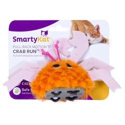 SmartyKat® Crab Run Cat Toy