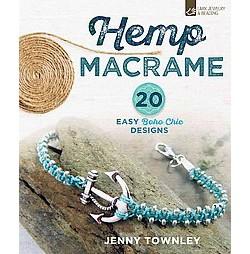 Hemp Macrame (Paperback)
