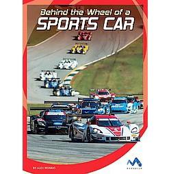Behind the Wheel of a Sports Car (Library) (Alex Monnig)