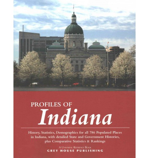 Profiles of Indiana 2016 (Paperback) - image 1 of 1