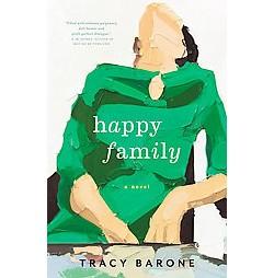 Happy family (Hardcover) (Tracy Barone)