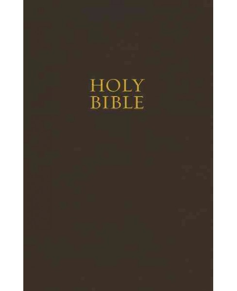 Holy Bible : New King James Version, Brown, Pew (Hardcover) - image 1 of 1