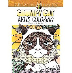 Grumpy Cat Hates Coloring Coloring Book (Paperback) (Diego Jourdan (ILT) Pereira)