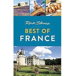 Rick Steves Best of France (Paperback) (Rick Steves & Steve Smith)
