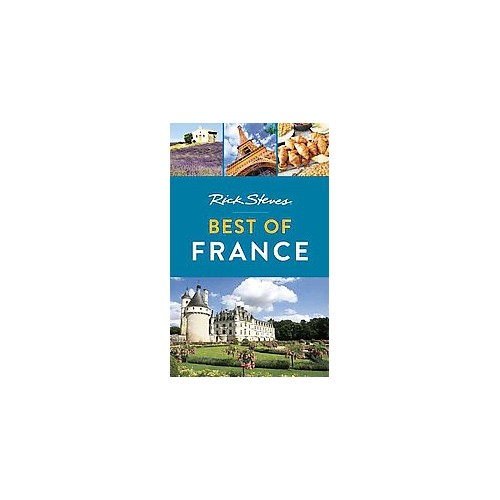 Rick Steves Best of France (Paperback)