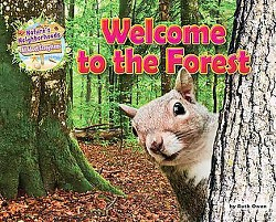 Welcome to the Forest (Library) (Ruth Owen)
