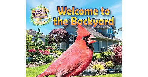 Welcome to the Backyard (Library) (Ruth Owen) - image 1 of 1