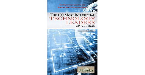 100 Most Influential Technology Leaders of All Time (Vol 5) (Library) - image 1 of 1