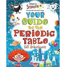 Your Guide to the Periodic Table (Library) (Gill Arbuthnott)