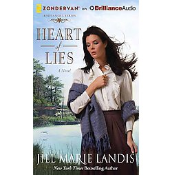 Heart of Lies : Library Edition (Unabridged) (CD/Spoken Word) (Jill Marie Landis)