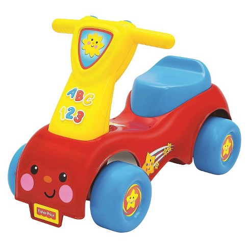 Fisher-Price Lil' Scoot 'N Ride - image 1 of 3