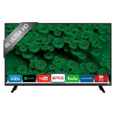 VIZIO D-Series 40  Class UHD 120Hz Full Array LED Smart TV - Black (D40u-D1)