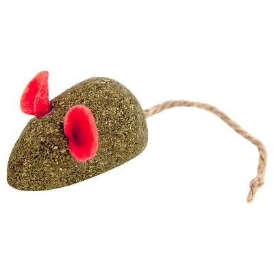 Catnip Cork Mouse Pet Toy Natural - Boots & Barkley™
