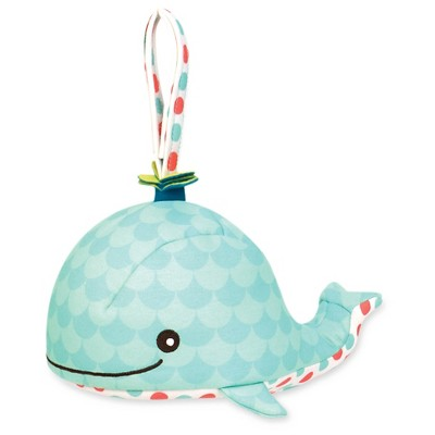 Baby B. Glow Zzz's Whale Soothing Sound Sleeper