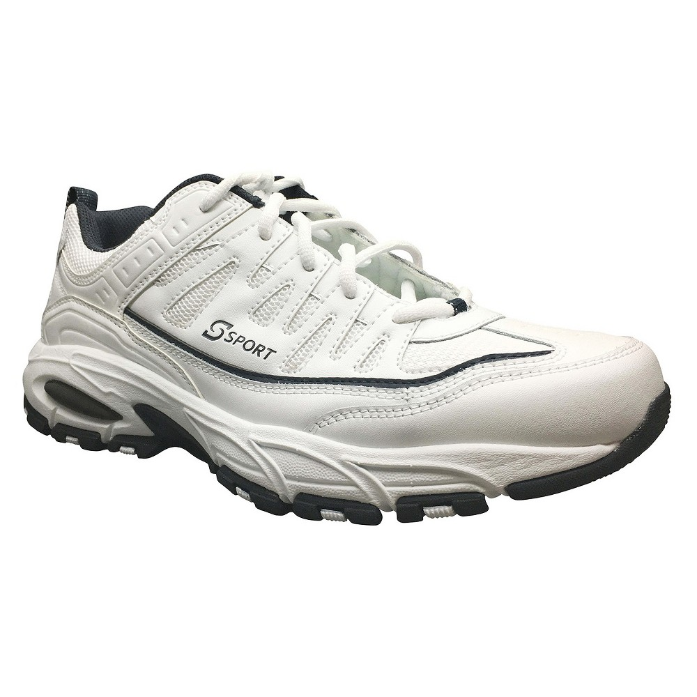Men's S Sport By Skechers Reactor Performance Athletic Shoes - White 7