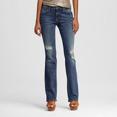 Target ladies bootcut jeans