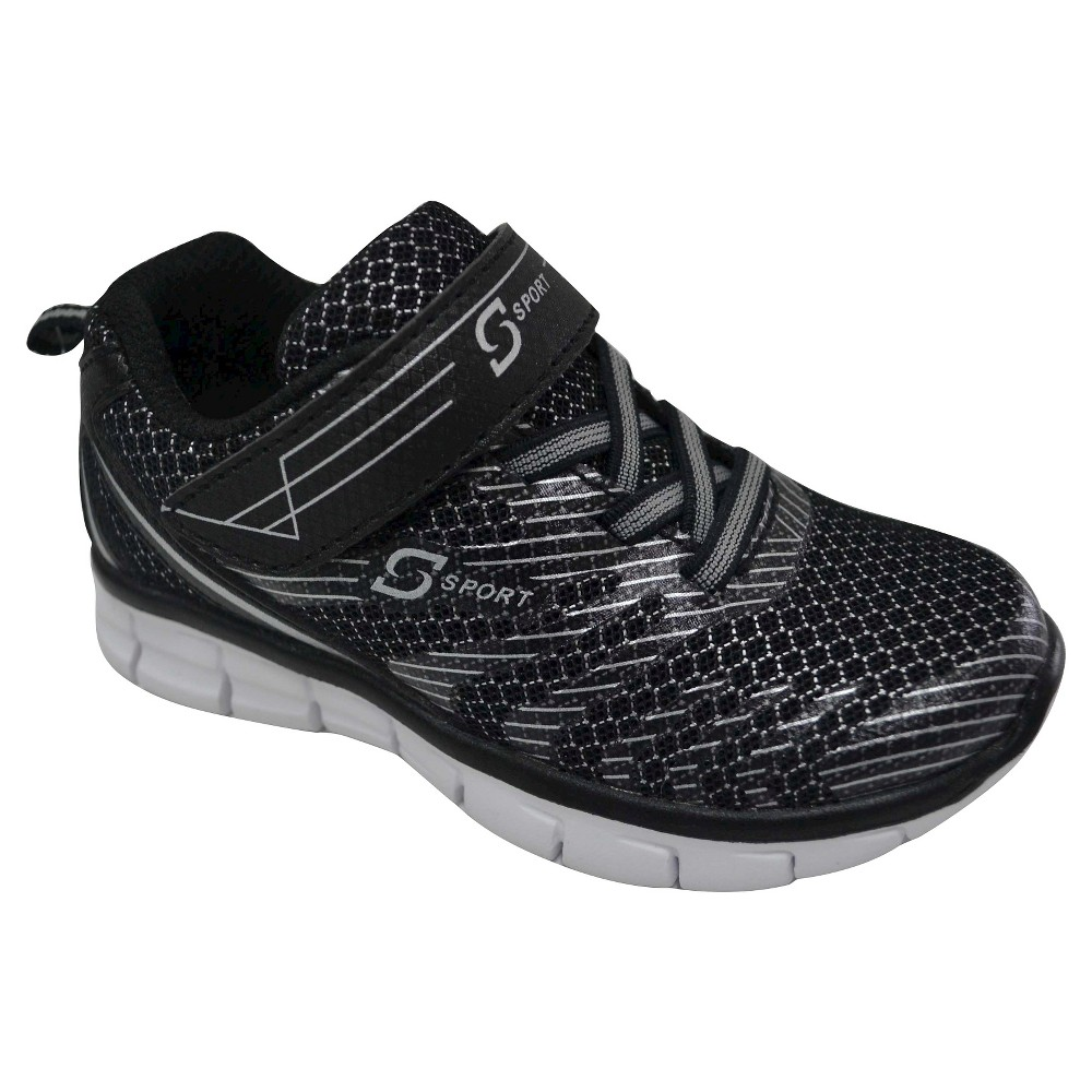 Toddler Boys S Sport By Skechers Flexx Performance Athletic Shoes - Black 5