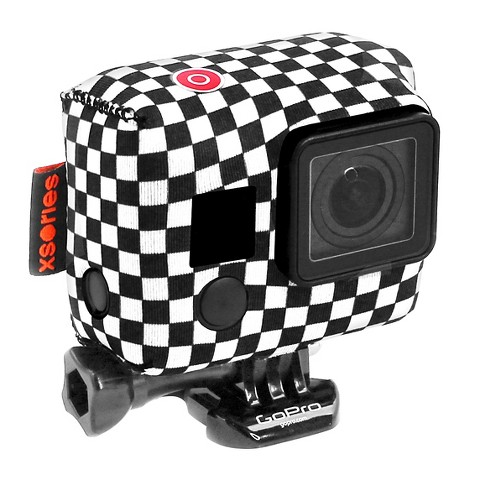 Xsories TuxSedo Neoprene Cover Fits for all GoPro - Checkers (TXSD3A810) - image 1 of 1
