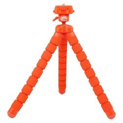 Xsories Big Bendy w/ GoPro Mount - Orange (BNDY4A003)
