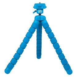 Xsories Big Bendy w/ GoPro Mount - Blue (BNDY4A004)