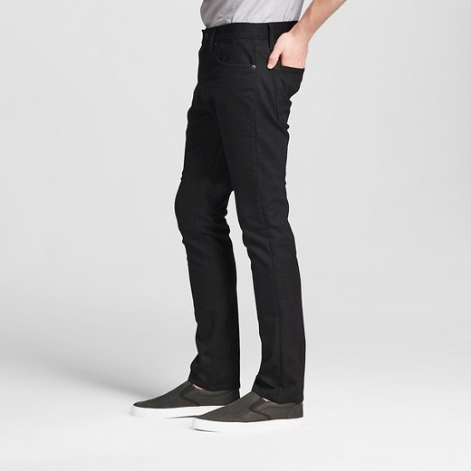 Men's Slim Fit Jeans Black 31x32 - Mossimo Supply Co.™ : Target