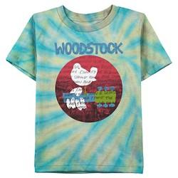 Baby Boys' Woodstock T-Shirt - Tie Dye