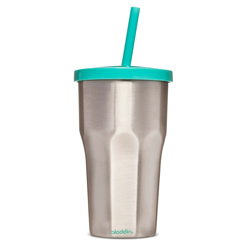Aladdin 16oz Stainless Steel To Go Tumbler – Sunbleached Turquoise
