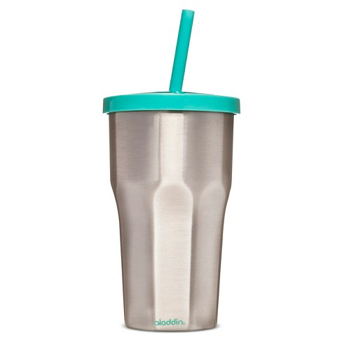 Aladdin 16oz Stainless Steel To Go Tumbler - Sunbleached Turquoise - image 1 of 1