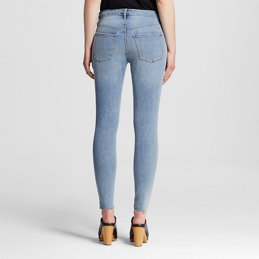 $29.99 - Women's High-rise Jeggings Light Wash - Mossimo™ : Target