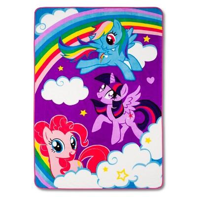 My Little Pony® Blanket Twin - Hasbro®