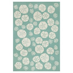 Frontporch Shell Toss Indoor/Outdoor Rug - Liora Manne