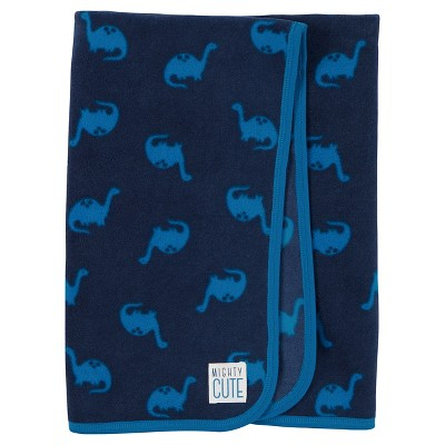 Just One You™ Made by Carter's® Baby Boys' Dino Mighty Cute Fleece Blanket