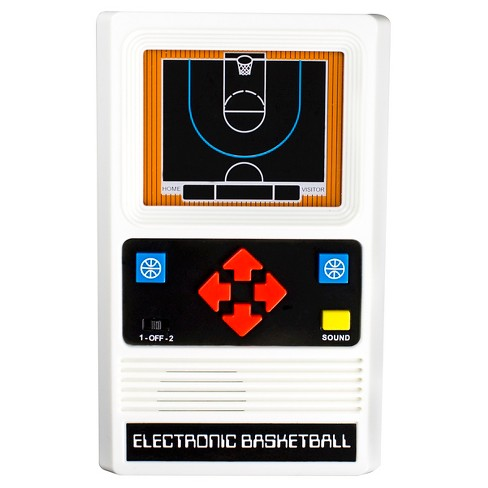 Handhell Electronic Basketball Game - image 1 of 4
