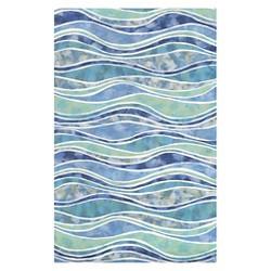 Liora Manne Visions III Wave Indoor/Outdoor Rug