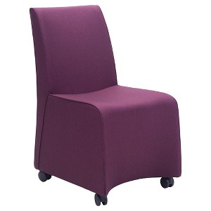 Whittle Dining Chair - Purple (Set of 2) - Zuo