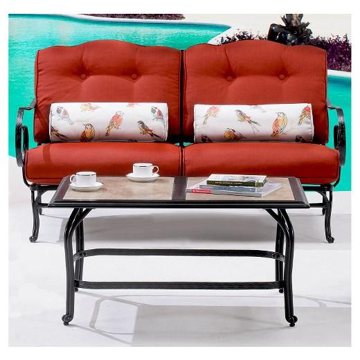 Hanover Oceana 6 Piece Patio Seating Set