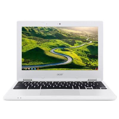 Acer Chromebook 11, 11.6  HD, Intel Celeron N2840, 2GB DDR3L, 16GB Storage (CB3-131-C3KD)