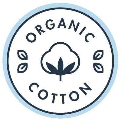 Baby Organic 3 Pack Pant Set Baby Cat & Jack - White/Heather Grey, Infant Unisex, Size: NB
