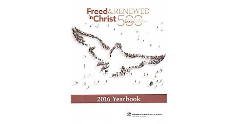 Evangelical Lutheran Church in America Yearbook 2016 (Paperback) - image 1 of 1