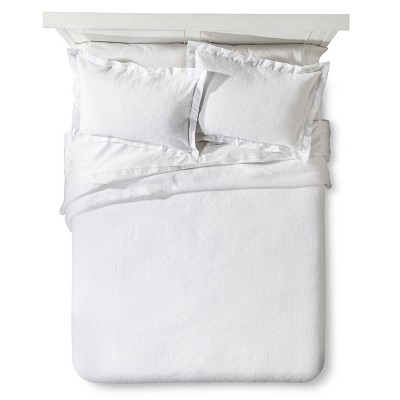 product description page matelasse bedding collection fieldcrest - Matelasse Bedding