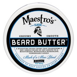 Maestro's™ Classic Beard Butter Mark of a Man Blend