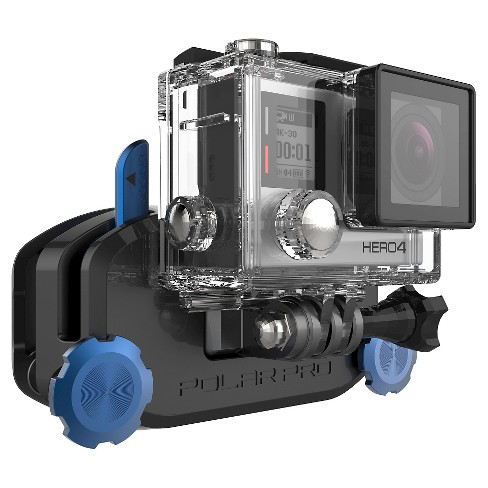 PolarPro StrapMount and GoPro BackPack Mount - Black (STRP-MNT-T) - image 1 of 3