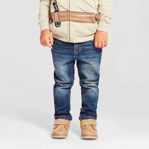 Toddler Boys' Skinny Jeans Cat & Jack™ - Medium Wash : Target