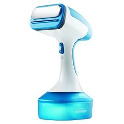 Sunbeam® Hand held Garment Care Steamer - White and Blue GCSBHS-100