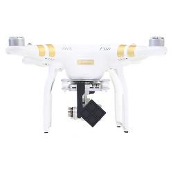 PolarPro DJI Phantom Lens Cover - Black (P3-Lens-CVR)
