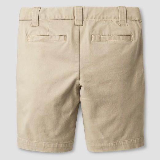 Girls' Chino Shorts - Cat & Jack™ Khaki : Target