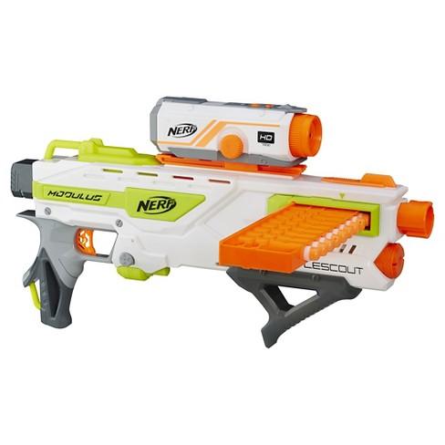 NERF Modulus Battle Scout ICS 10 Toy Blaster