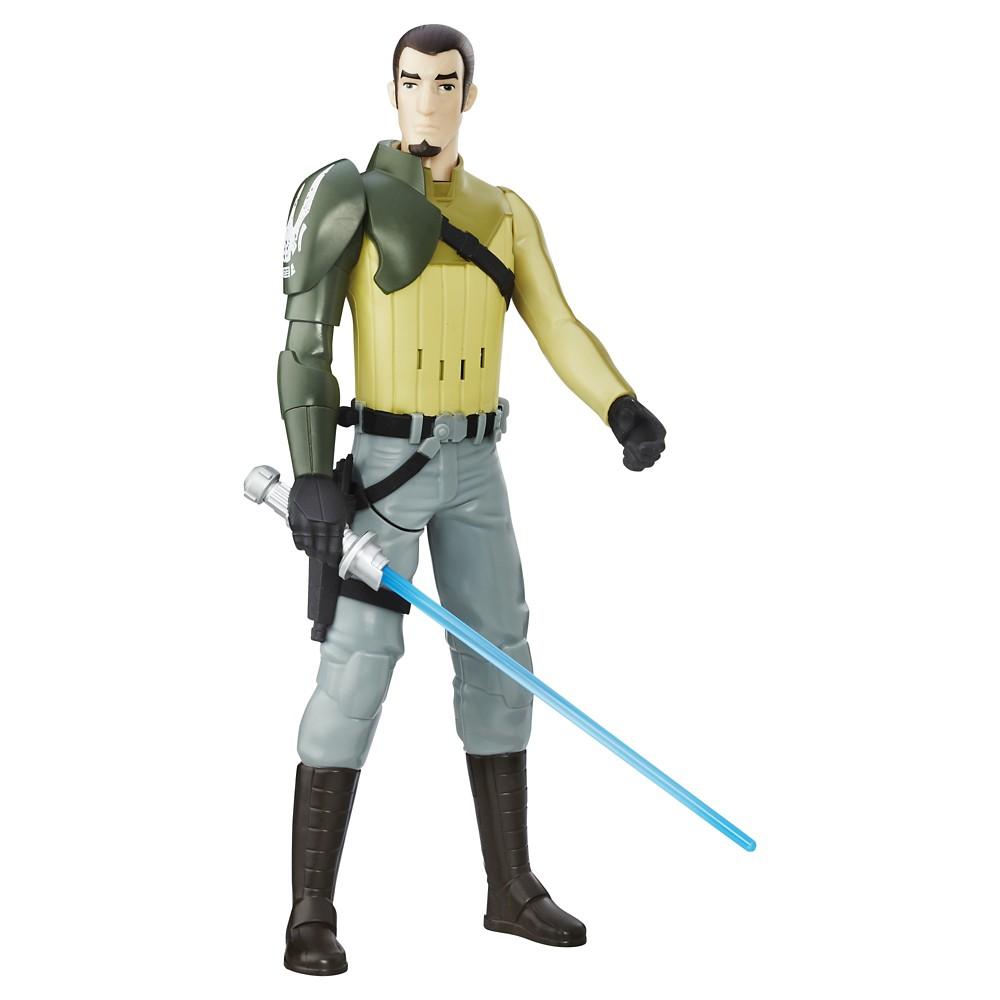 Star Wars Rebels Kanan Jarrus Electronic Duel Action Figure