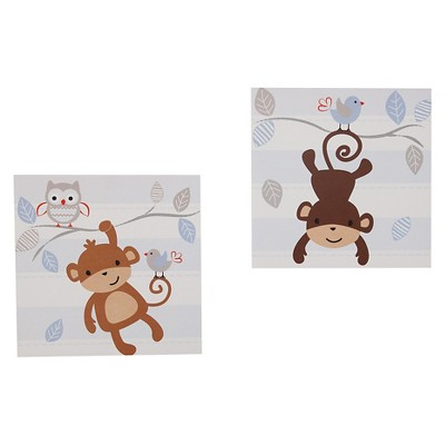 Bedtime Originals Wall Décor - Mod Monkey
